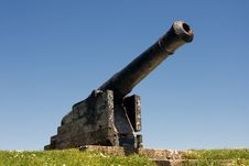 Free Cannon Royalty Free Stock Images - 9510349