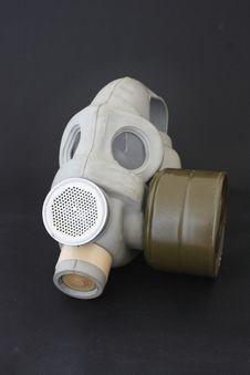 Free Gas Mask Stock Photo - 9511520