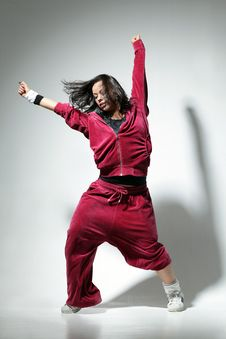 Free The Dancer Stock Photography - 9511592
