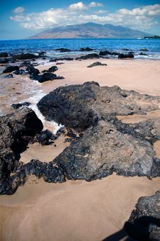 Free View Of Maui Stock Photography - 9512152