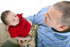 Free Daddy S Boy Stock Photos - 9512233