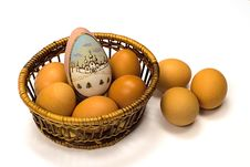 Free Easter Egg; Royalty Free Stock Photography - 9512407
