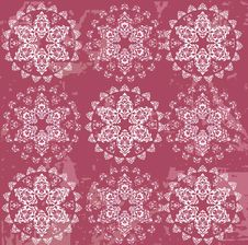 Free Antique Ottoman Grungy Wallpaper Raster Design Royalty Free Stock Image - 9513076