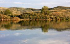 Free Blackfoot River Royalty Free Stock Image - 9513386