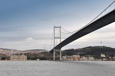 Free Bospohorus Bridge Stock Photo - 9513500