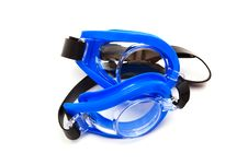 Goggles For Swimming Royalty Free Stock Image