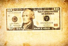 Free US Dollar Royalty Free Stock Photography - 9515367