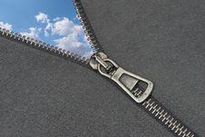 Free Zipper Stock Photo - 9515370