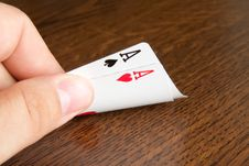 Free Playing Cards Stock Photos - 9516303