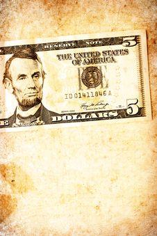 Free US Dollar Royalty Free Stock Image - 9516356