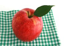 Free Red Apple Stock Image - 9516501