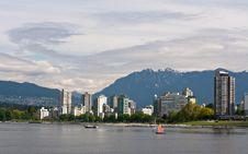 Free Vancouver Skyline Stock Photos - 9517543