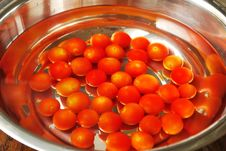 Free Cherry Tomatoes Stock Photography - 9517942