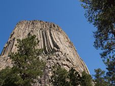 Free Devils Tower National Monument Stock Photos - 9517993