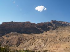 Free Desert Landscape Stock Photography - 9518032
