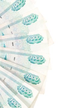 Free Money Royalty Free Stock Image - 9518126