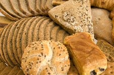 Free Bread Royalty Free Stock Image - 9519426