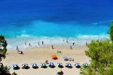Free Sandy Beach Royalty Free Stock Image - 95108736
