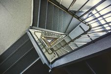 Free Angled Staircase Stock Photo - 95164920