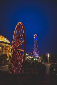 Free Silesia City Center Katowice Royalty Free Stock Photos - 95165678