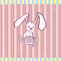 Free Cute Little Bunny Royalty Free Stock Images - 9525779