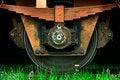 Free Iron Wheel Stock Photos - 9529493