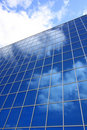 Free Facade Of A Modern Building Royalty Free Stock Image - 9529826