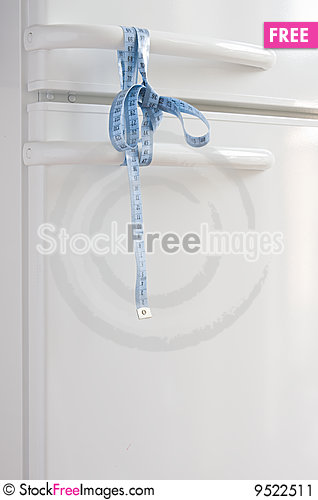 Free Be On Diet Stock Image - 9522511
