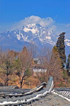 Free Lijiang Dayan Old Town Stock Image - 9520301