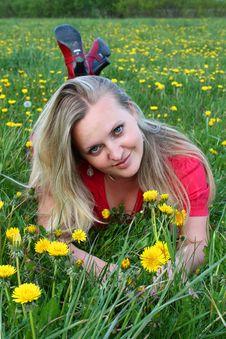 Free Young Girl Stock Photos - 9520523