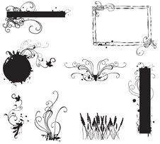 Free Design Elements Stock Photo - 9520650