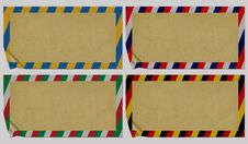 Free Envelope Royalty Free Stock Photo - 9521165