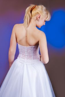 Free Pretty Blonde Royalty Free Stock Image - 9521986