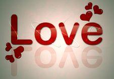 Free Love Stock Photo - 9522660