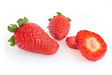 Free Strawberry Royalty Free Stock Photos - 9524268