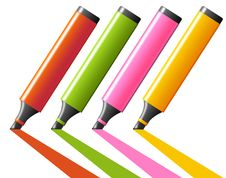 Free Board Markers Royalty Free Stock Images - 9524659