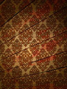 Free Traditional Ottoman Turkish Tile Design Royalty Free Stock Photos - 9524728