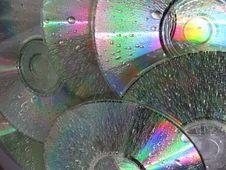 Free Discs Stock Photography - 9525082