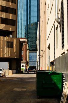 Free Alleyway Stock Photos - 9525143