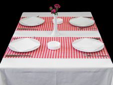 Free Dining Table Stock Photos - 9525523