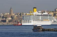 Free Cruise Ship Stock Photography - 9525902