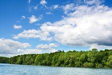Free Lake Stock Photos - 9527523