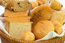Free Fresh Bread Stock Photo - 9527660