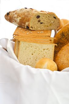Free Fresh Bread Stock Image - 9527671