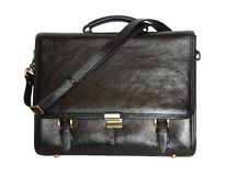 Free Black Briefcase Stock Photo - 9527910