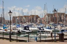 Free Harbour Stock Images - 9528104