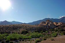 Free Desert Heat Stock Photography - 9528442