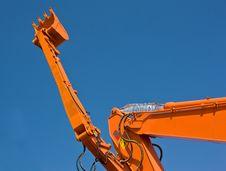 Free Excavator Stock Photos - 9528523