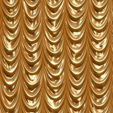 Free Gold Fold Stock Photos - 9528613