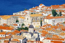 Free Dubrovnik Old City, Details Stock Photo - 9528730